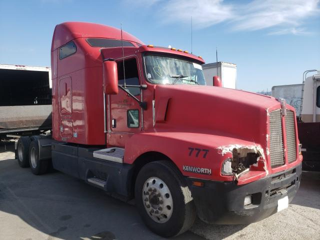 Kenworth Tractor salvage cars for sale: 2007 Kenworth Tractor