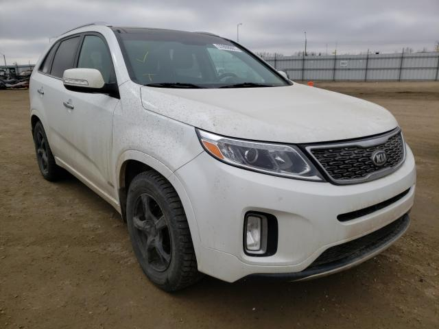 2014 KIA Sorento SX for sale in Nisku, AB