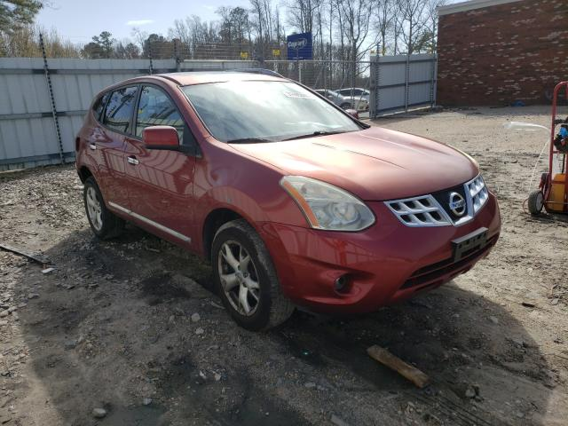 2011 NISSAN ROGUE S JN8AS5MT3BW185391