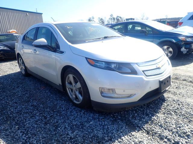 Chevrolet Volt salvage cars for sale: 2015 Chevrolet Volt
