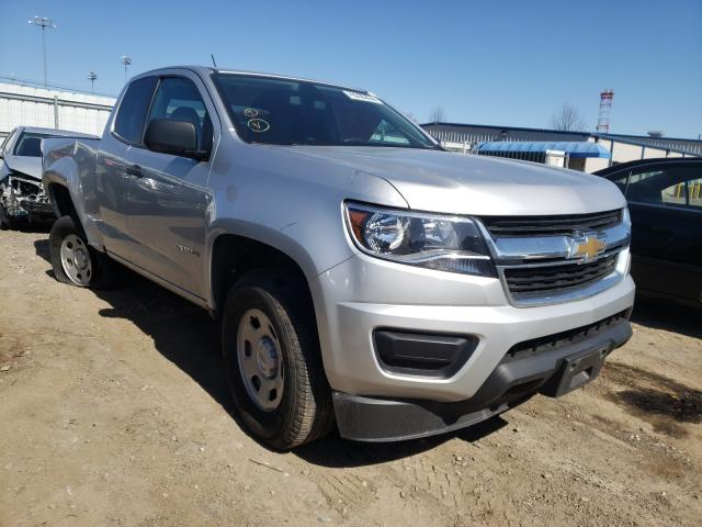 Salvage cars for sale from Copart Finksburg, MD: 2018 Chevrolet Colorado
