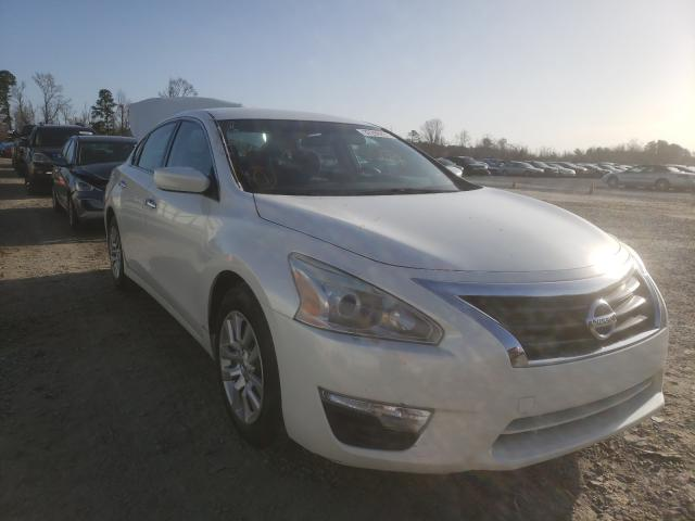 2015 Nissan Altima 2.5 en venta en Lumberton, NC
