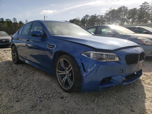 BMW M5 salvage cars for sale: 2015 BMW M5