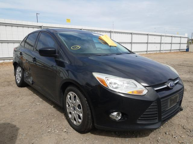 2012 FORD FOCUS SE 1FAHP3F20CL357406