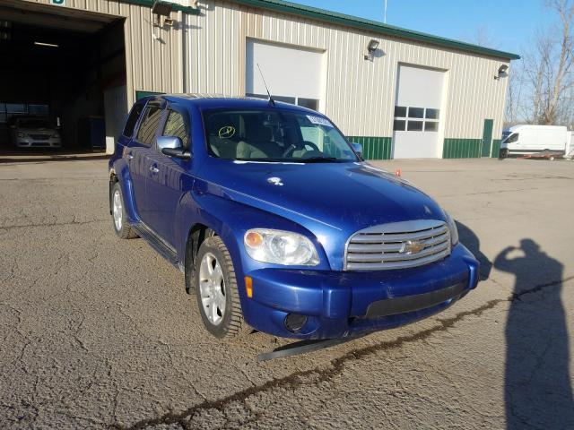 Salvage cars for sale from Copart Angola, NY: 2006 Chevrolet HHR LT