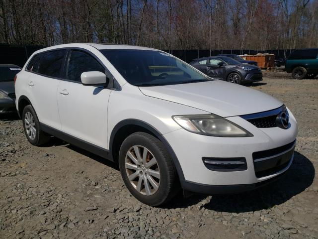 Salvage cars for sale from Copart Waldorf, MD: 2008 Mazda CX-9