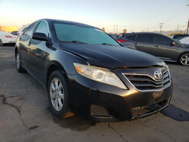 Salvage cars for sale from Copart Colton, CA: 2011 Toyota Camry Base