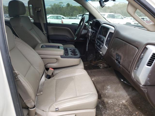 2014 GMC SIERRA K15 - Left Rear View