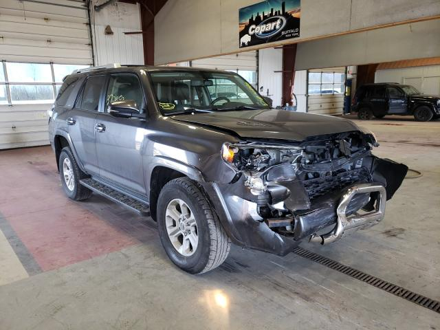 Salvage cars for sale from Copart Angola, NY: 2015 Toyota 4runner SR