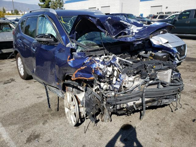 Salvage cars for sale from Copart Rancho Cucamonga, CA: 2019 Nissan Rogue S