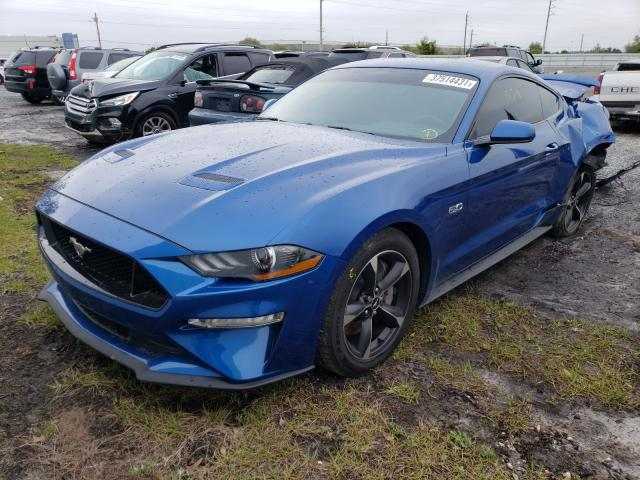 FORD MUSTANG 2018 1