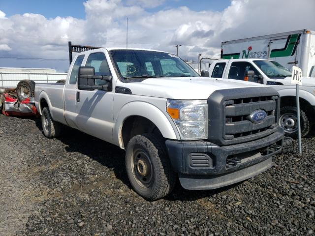 Salvage cars for sale from Copart Airway Heights, WA: 2015 Ford F250 Super