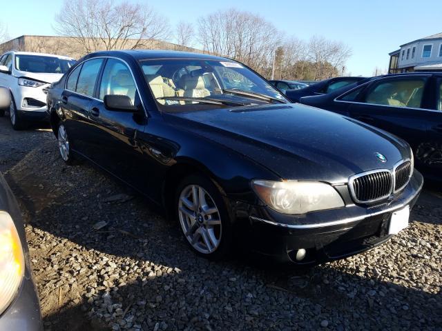 Salvage 2007 BMW 7 SERIES - Small image. Lot 36992651