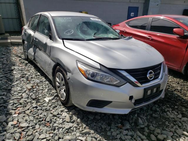 Salvage cars for sale from Copart Mebane, NC: 2017 Nissan Altima 2.5