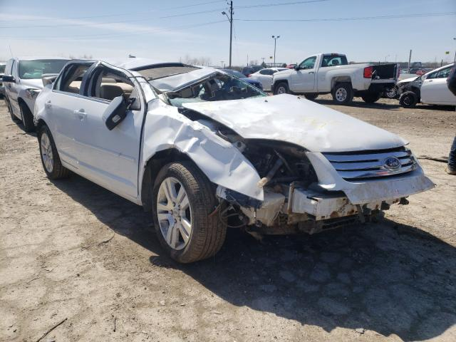 Salvage 2007 FORD FUSION - Small image. Lot 37485671