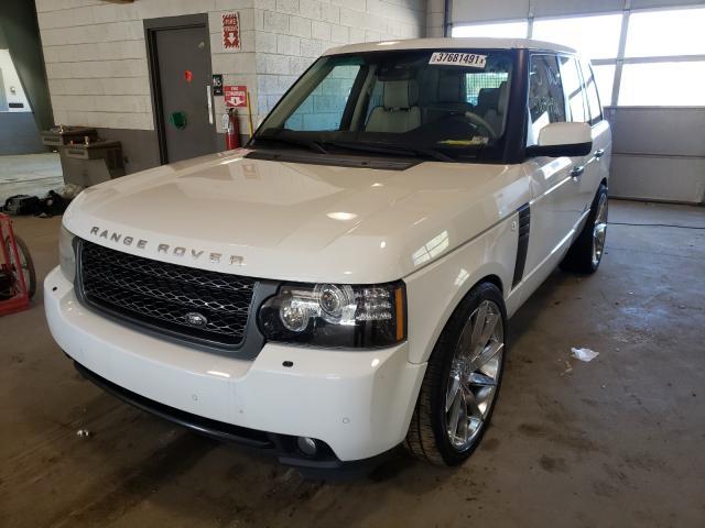 2011 Land Rover RANGE   Vin: SALMF1D41BA346566