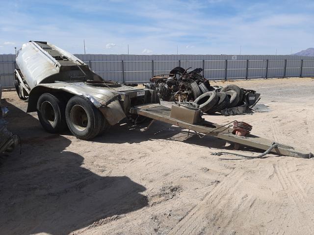 Vehiculos salvage en venta de Copart Las Vegas, NV: 2021 Mack Tanker