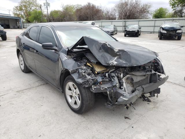 Salvage cars for sale from Copart Corpus Christi, TX: 2015 Chevrolet Malibu LS