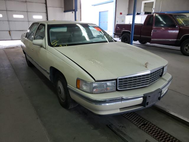 Salvage cars for sale from Copart Pasco, WA: 1995 Cadillac Deville