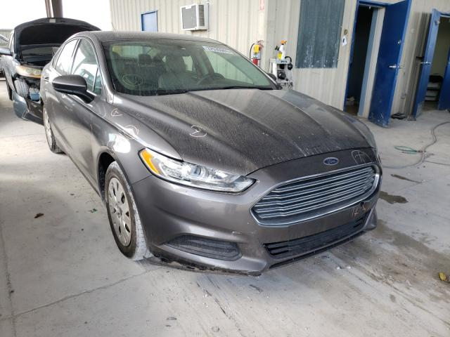 2014 FORD FUSION S - Other View