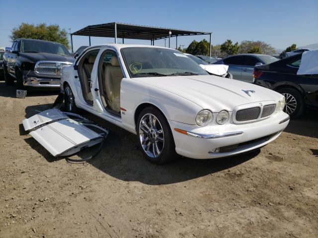 Jaguar XJR salvage cars for sale: 2005 Jaguar XJR