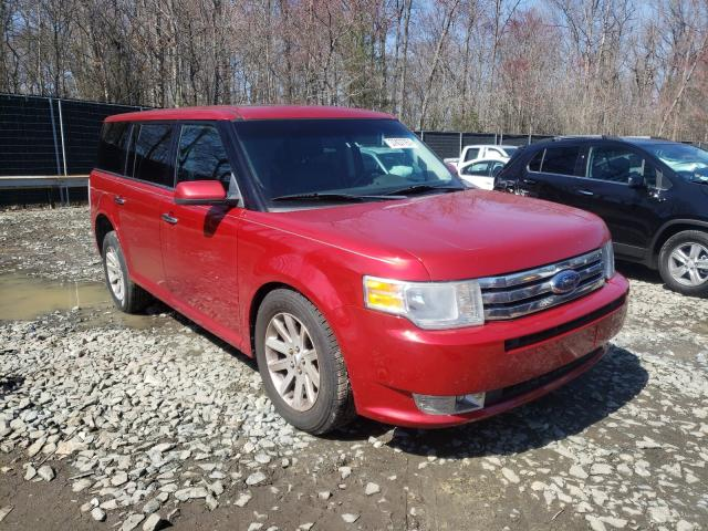 Ford Flex salvage cars for sale: 2010 Ford Flex