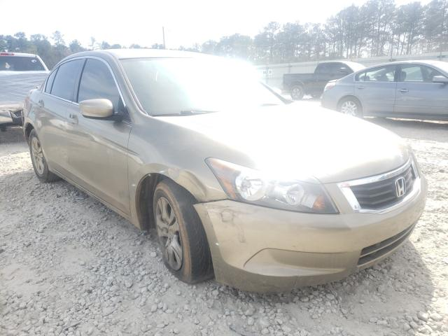 Salvage cars for sale from Copart Ellenwood, GA: 2010 Honda Accord LXP