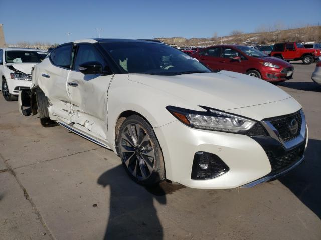 Nissan Vehiculos salvage en venta: 2020 Nissan Maxima PLA