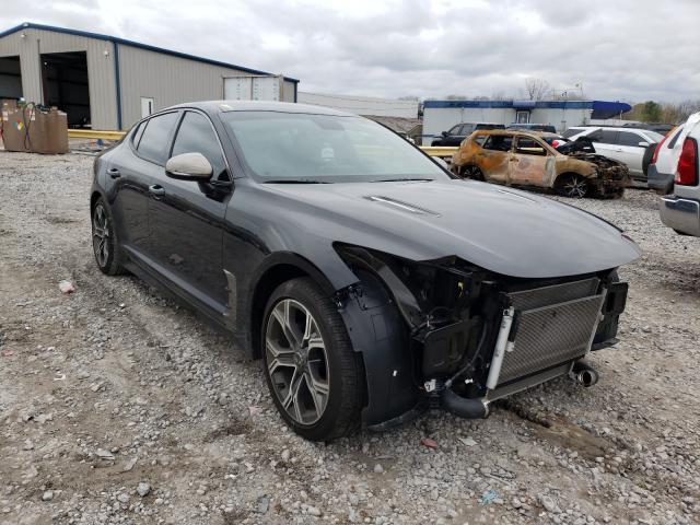 KIA Stinger salvage cars for sale: 2020 KIA Stinger