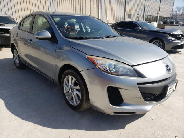 Mazda Vehiculos salvage en venta: 2013 Mazda 3 I