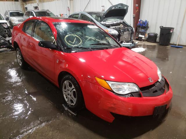 Salvage cars for sale from Copart Anchorage, AK: 2003 Saturn Ion Level
