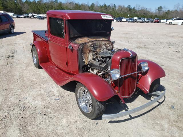 Ford Model A Vehiculos salvage en venta: 1934 Ford Model A