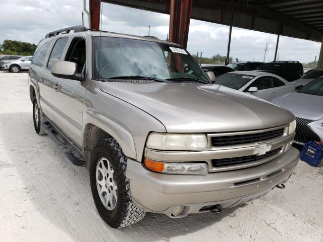 Salvage cars for sale from Copart Homestead, FL: 2003 Chevrolet Suburban K