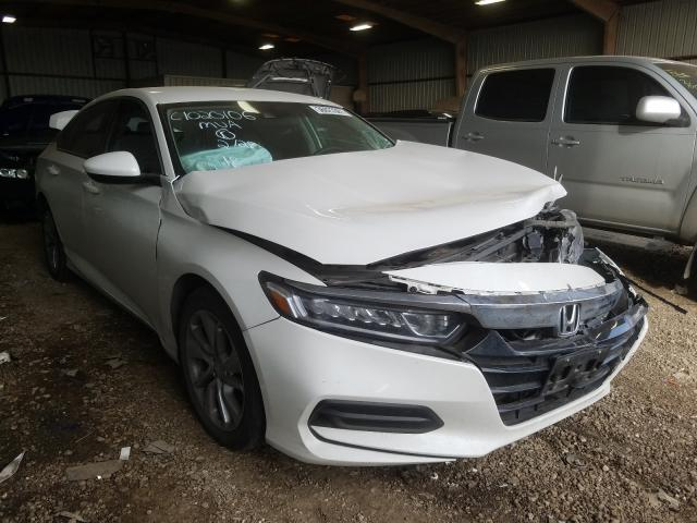2018 HONDA ACCORD LX 1HGCV1F15JA163745