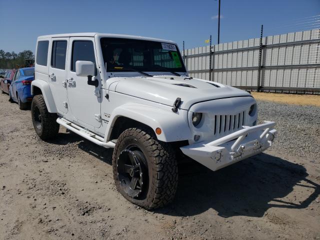 Jeep salvage cars for sale: 2016 Jeep Wrangler U