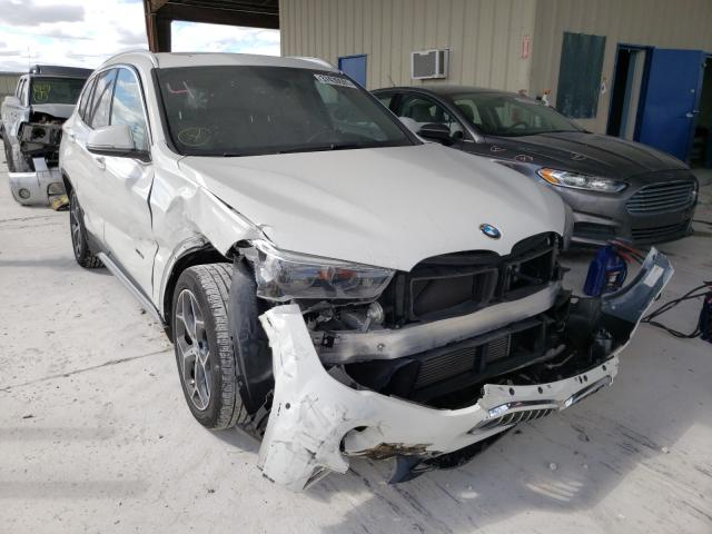 Salvage cars for sale from Copart Homestead, FL: 2017 BMW X1 SDRIVE2