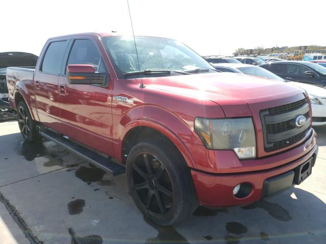 2013 FORD F150 SUPER - Other View