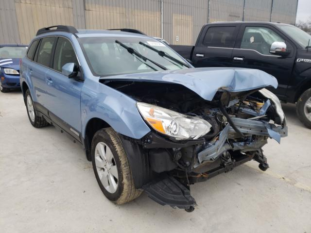 Salvage cars for sale from Copart Lawrenceburg, KY: 2012 Subaru Outback 2