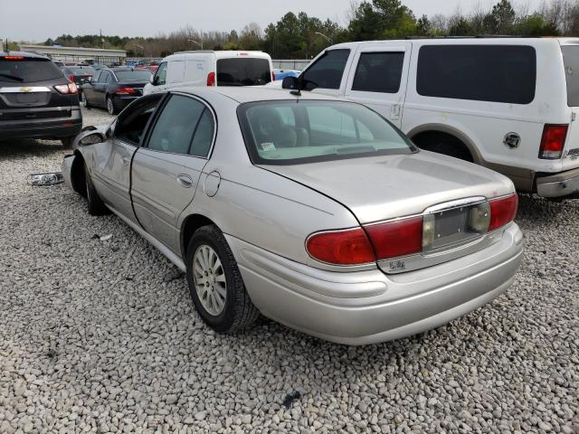 2005 BUICK LESABRE CU - Right Front View