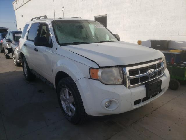 Salvage cars for sale from Copart Farr West, UT: 2011 Ford Escape XLT