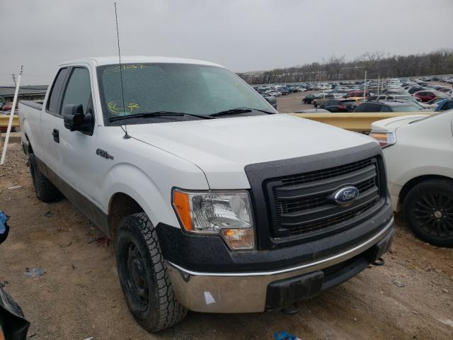 2014 FORD F150 SUPER 1FTFX1EF9EKE31067