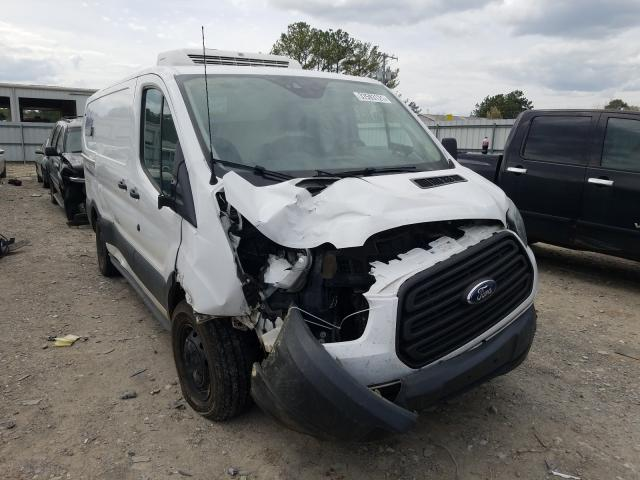 Salvage cars for sale from Copart Florence, MS: 2016 Ford Transit T