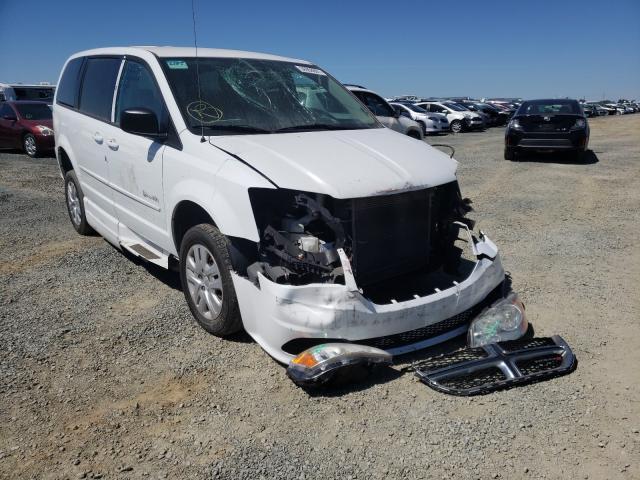 2014 Dodge Grand Caravan en venta en San Diego, CA