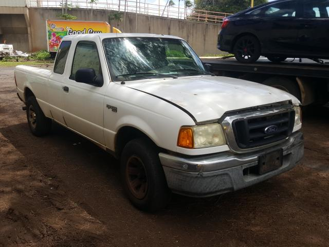Salvage cars for sale from Copart Kapolei, HI: 2004 Ford Ranger SUP