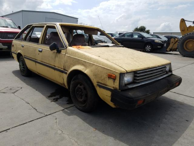 Datsun salvage cars for sale: 1982 Datsun Sentra