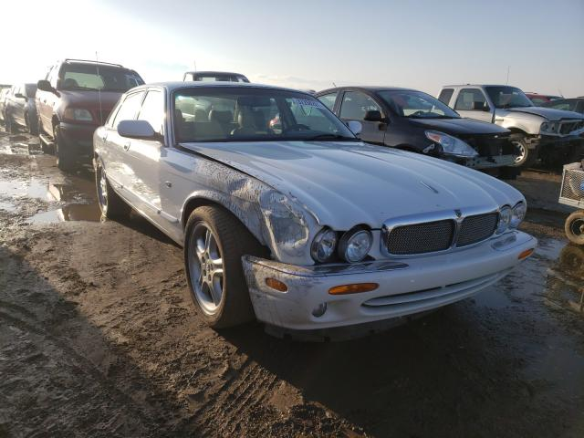 Jaguar XJR salvage cars for sale: 1999 Jaguar XJR