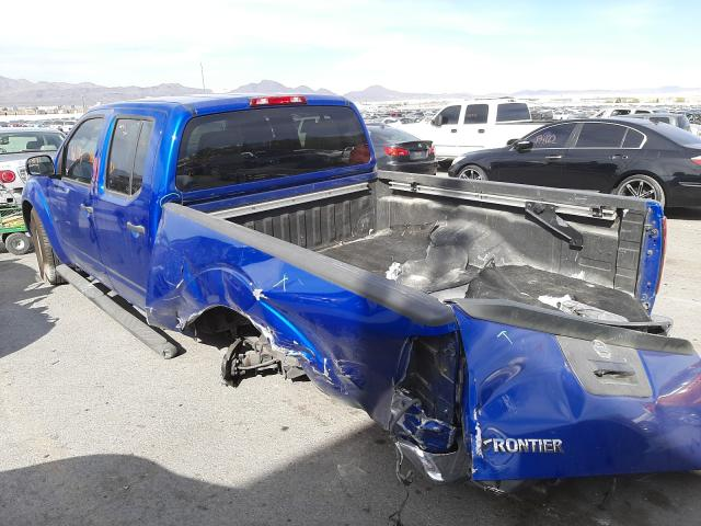 2013 NISSAN FRONTIER S 1N6AD0FR9DN733765