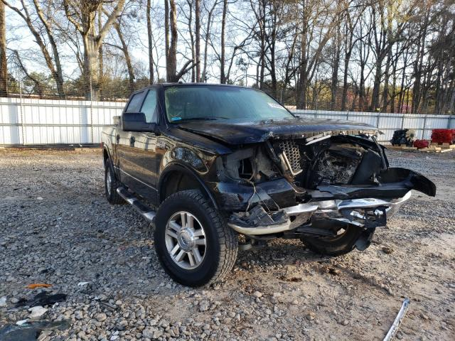 Salvage cars for sale from Copart Austell, GA: 2007 Ford F150 Super