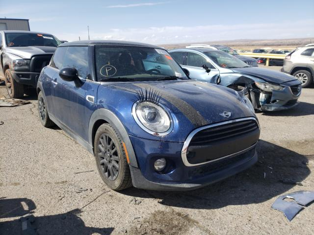 Salvage cars for sale from Copart Albuquerque, NM: 2016 Mini Cooper