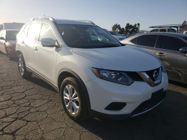 Salvage cars for sale from Copart Martinez, CA: 2014 Nissan Rogue S
